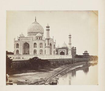 Samuel Bourne, 'Taj Mahal, Agra', unknown