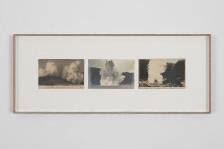 Perejaume, 'Tres postals 1', 1982