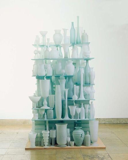 Tony Cragg, 'Eroded Landscape', 1998