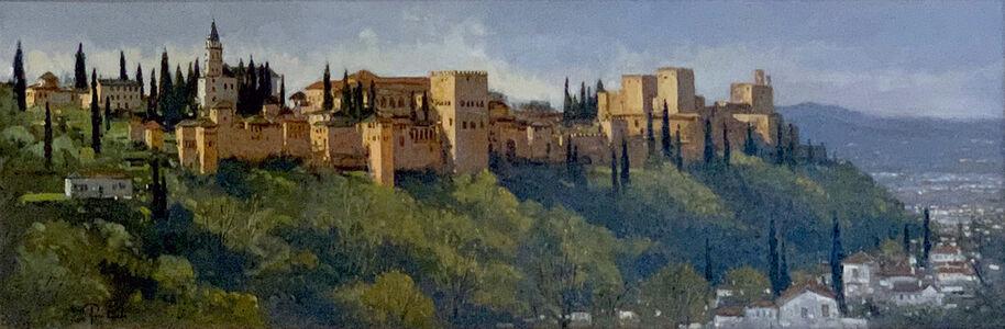 Peter van Breda, 'Alhambra, Granada Spain', 2018
