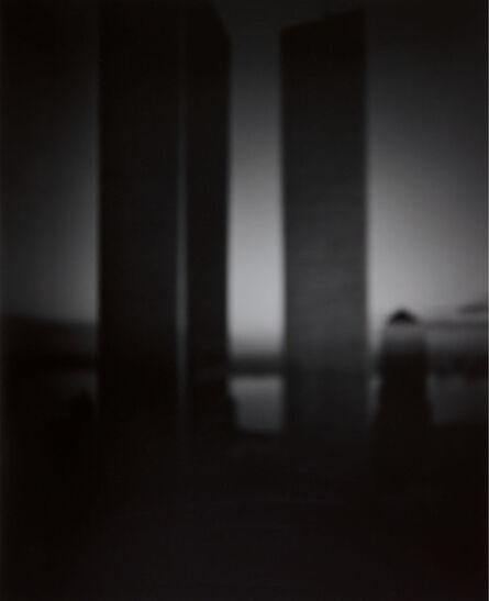 Hiroshi Sugimoto, 'World Trade Center - Minoru Yamazaki', 1997