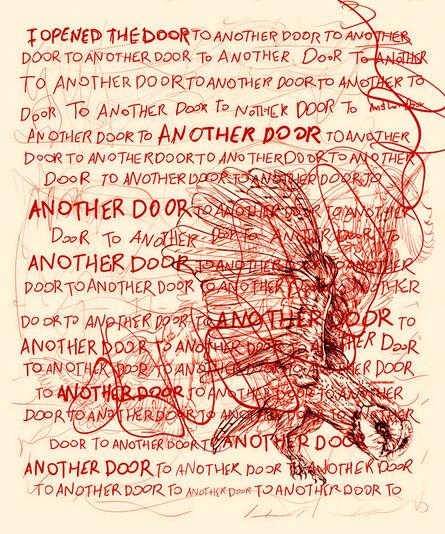 Karam Natour, 'I opened the door', 2021