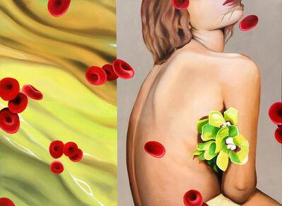 Manzur Kargar, 'Blood Cells', 2020