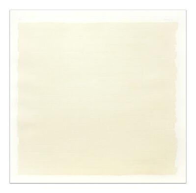 Robert Ryman, 'Untitled [1]', 1972
