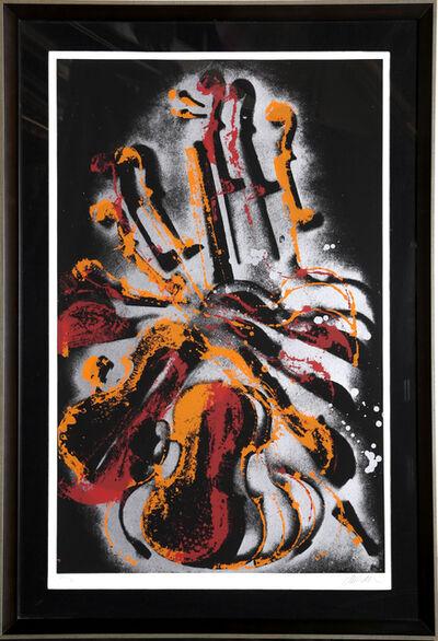Arman, 'Diabelli Variations', ca. 1979