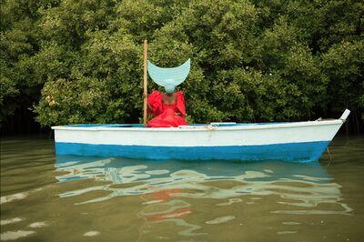 Keyezua, 'Fortia - Sailing Back to Africa as a Dutch Woman 04', 2017