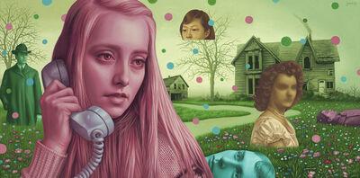 Alex Gross, 'The Bends', 2012