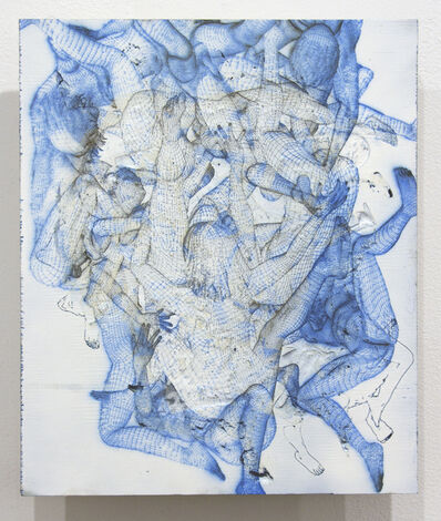 Jonathan Schipper, 'Laser Sketch #4 (At Any Given Moment)', 2019