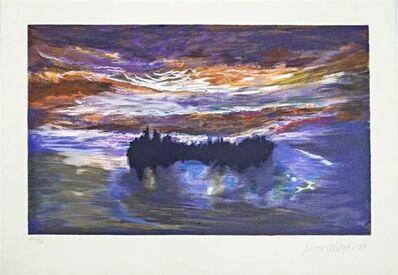 Jules Olitski, 'Luminous Dawn (from Vera List Print Program, Mostly Mozart, Lincoln Center)', 1997