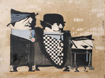 Pino Pascali, 'Al Cafone, Scicchettoso e Ragno', 1965