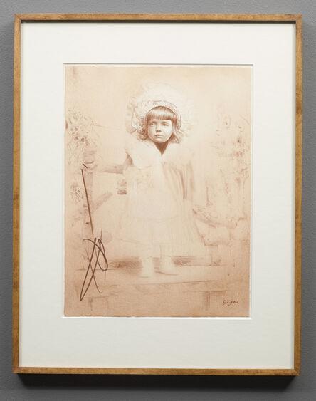 Hynek Martinec, 'Edgar Degas, 1899', 2016