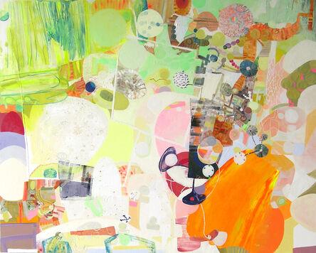 Josette Urso, 'Tiger Moon', 2020