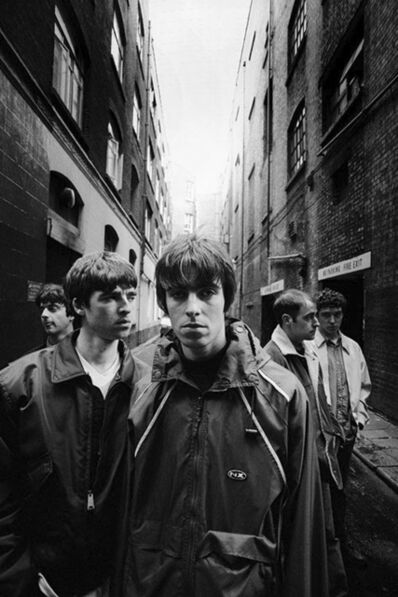 Kevin Cummins, 'Oasis- 17th March 1994', 1994
