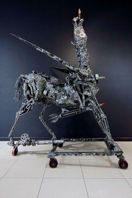 Willie Bester, 'Horse Apocalypse '
