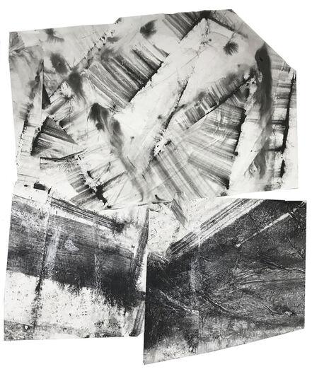 Zheng Chongbin 郑重宾, 'Asymmetric Emergence 不对称的成形', 2018