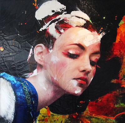 Lita Cabellut, 'Sophie 03', 2017
