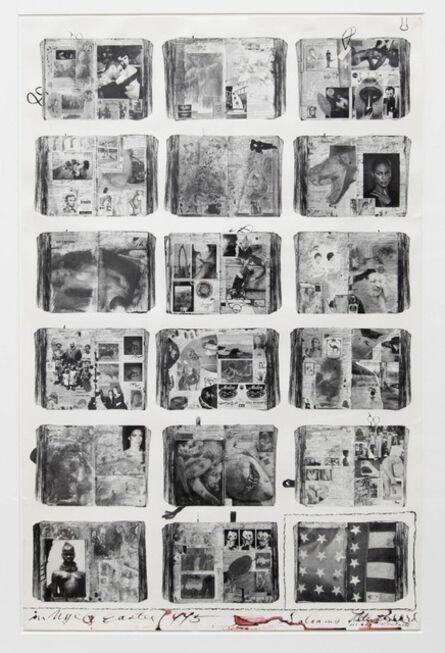 Peter Beard, 'Bicentennial Diaries (A)', 1996