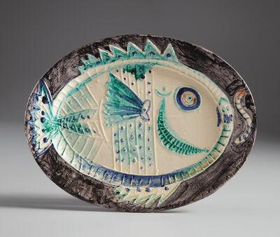 Pablo Picasso, 'Poisson de profil (Fish in profile)', 1951