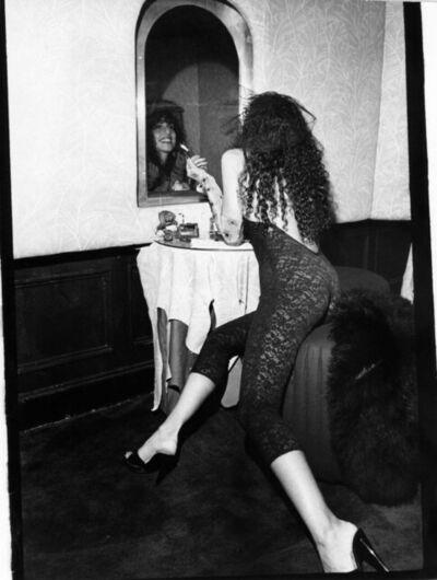 Bill Cunningham, 'Susanne Bartsch, Studio 54 re-opening, September 1978', 1978