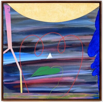 Billy Al Bengston, 'Piha', 1983