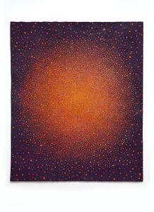 Karen Arm, 'Untitled (Orange Sun on Purple) ', 2016