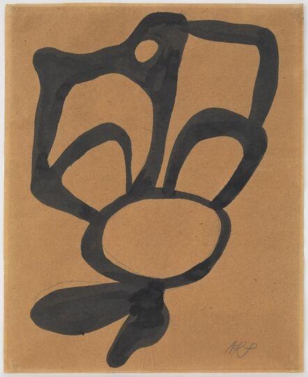 Hans Arp, 'Abstract Form I', ca. 1922