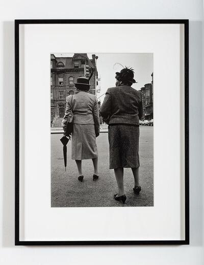 Martine Barrat, 'Go tell it on the mountain (Harlem)', 1984