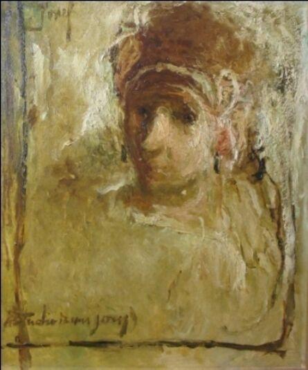 Fidelio Ponce de Leon, 'Estudio de Joven', ca. 1930