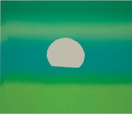 Andy Warhol, ' Sunset by Andy Warhol', 1972