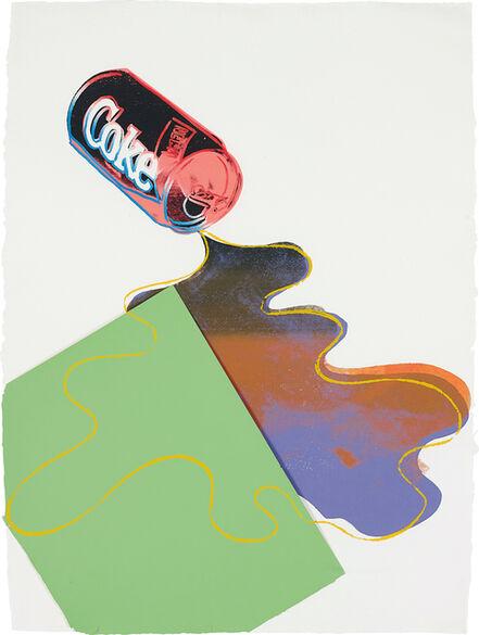 Andy Warhol, 'New Coke', ca. 1985
