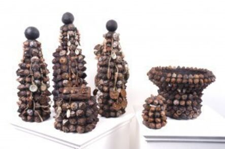Anne Bouie, 'The Healing Ensemble: a set of 5 objects'