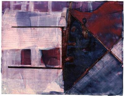 Dennis Farber, 'Untitled (Purple Composition)', 1982