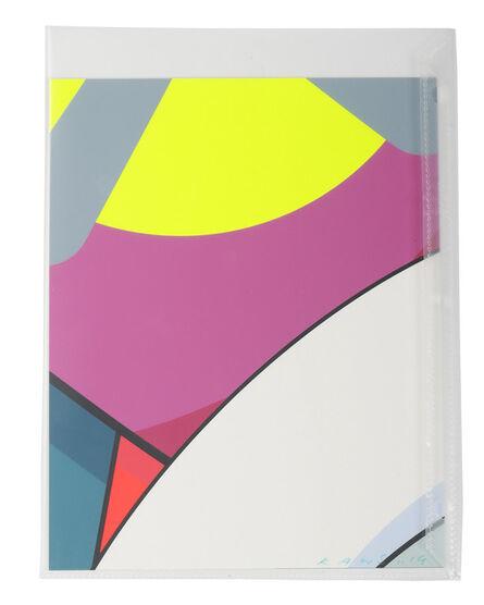 KAWS, 'Alone Again 4 Print by MOCAD (B)', 2019