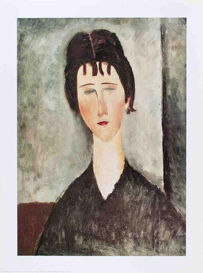 Amedeo Modigliani, 'La Fanciulla Bruna', 1996