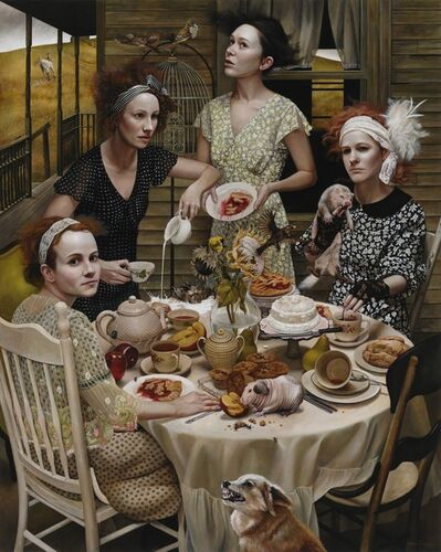 Andrea Kowch, 'An Invitation - Limited Edition Signed Print', 2019