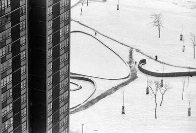 Chris Steele Perkins, 'Tower blocks in West End, Newcastle-upon-Tyne', 1969