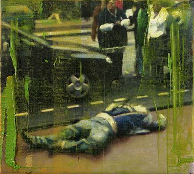 John Keane, 'The Death of Theo Van Gogh (Small)', 2007