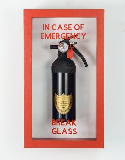 Plastic Jesus, 'In Case Of Emergency Break Glass - Dom Perignon 2008', 2020