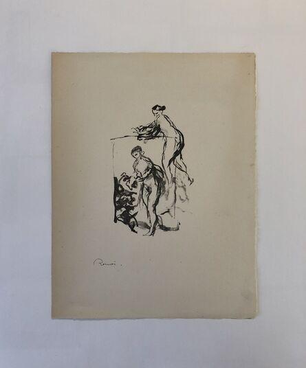 Pierre-Auguste Renoir, 'Femme au Cep de Vigne, 3m variant', 1904