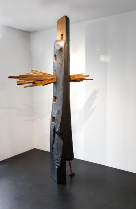 Santiago Reyes Villaveces, 'Footer', 2017
