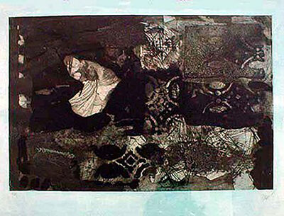 Antoni Clavé, 'Pochoirs I', 1988