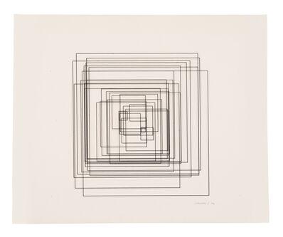 Vera Molnar, 'Untitled (2)', 1974