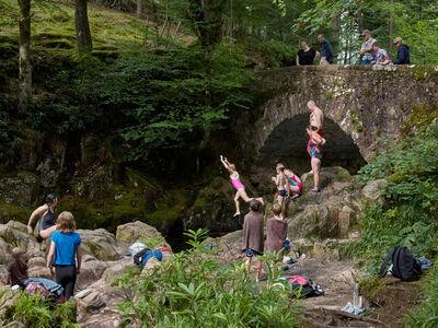 Simon Roberts, 'Trough House Bridge, Eskdale, Cumbria', 2014