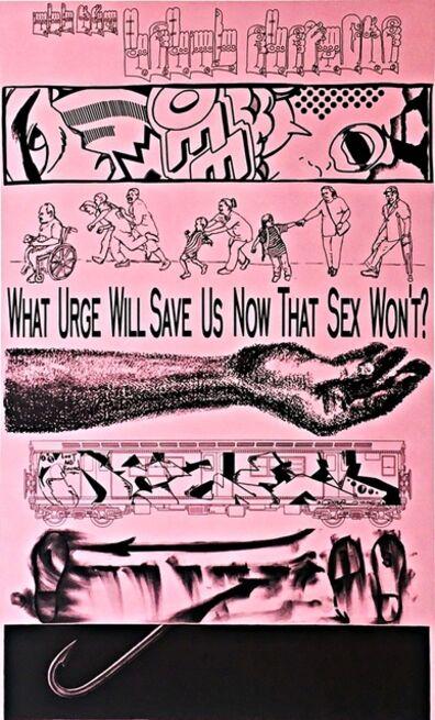 Jenny Holzer, 'The Usual Suspects', 1996