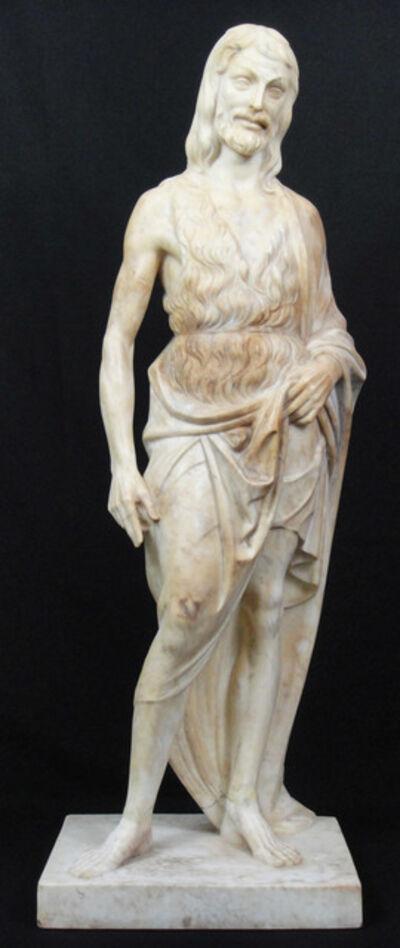 Anonymous, 'Statue of Saint John the Baptist', 18th century