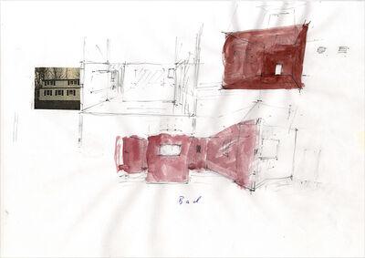 Manfred Pernice, 'Zeichnung', 1998