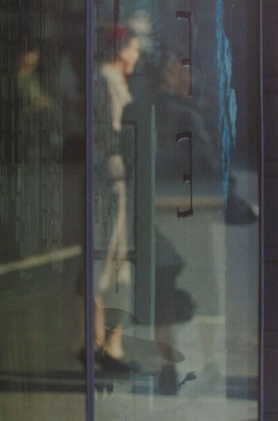 Saul Leiter, 'Walking', 1956