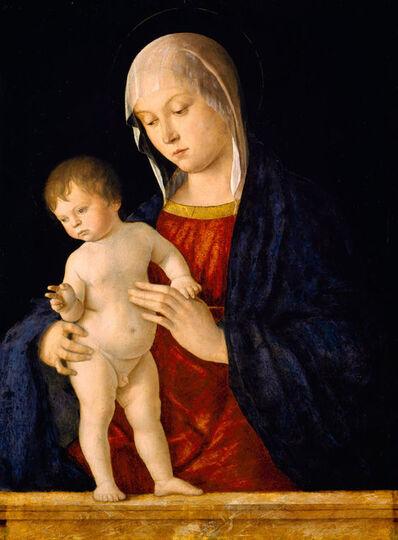 Giovanni Bellini, 'Virgin and Child', ca. 1480