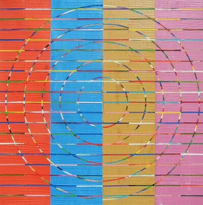 Richard Roblin, 'Whimsical Time', 2014