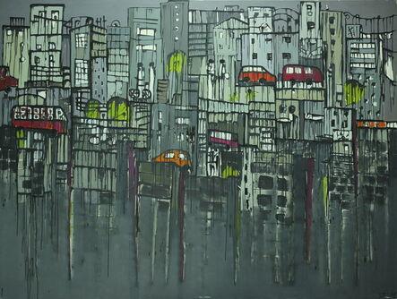 daisy abi jaber, 'Memoire de ville', 2011